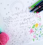 Rye coloring