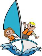 Sails clipart