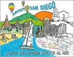 San Diego coloring