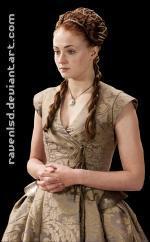 Sansa Stark clipart