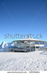 Schilthorn Mountain clipart