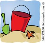 Seaside clipart