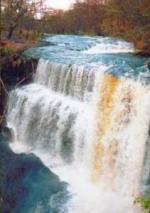 Sgwd Isaf Clun-gwyn Waterfall clipart