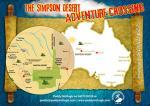 Simpson Desert clipart