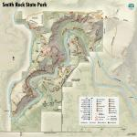 Smith Rock State Park coloring