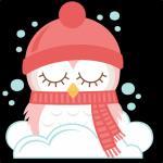 Snowy Owl svg