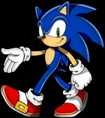 Sonic The Hedgehog clipart