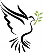 Holy Dove clipart