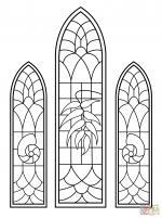 Window coloring