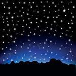Starlight clipart