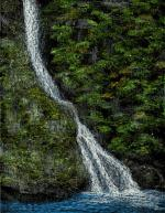 Stirling Falls coloring