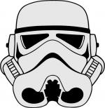 Stormtrooper clipart