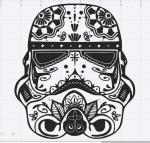 Stormtrooper svg