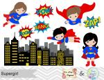 Supergirl svg