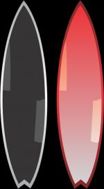 Surfboard svg