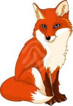 Swift Fox clipart