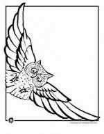 Swooping coloring
