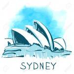 Sydney clipart