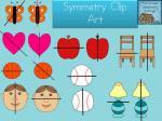 Symmetry clipart