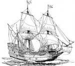 Tall Ship coloring