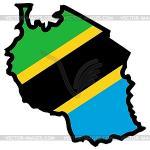 Tanzania clipart