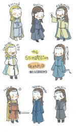 The Silmarillion clipart