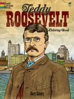 Theodore Roosevelt coloring