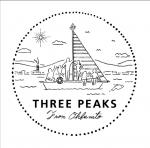 Three Peaks coloring