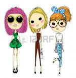 Three Sisters clipart
