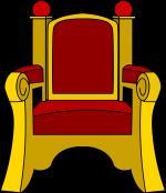 Throne clipart