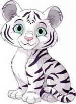 Tigre Bengala clipart