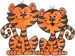 Tigres clipart