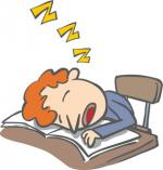 Tired clipart
