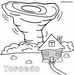 Tornado coloring