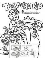 Traveler coloring