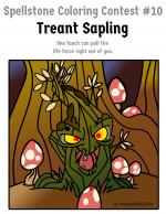 Treant coloring