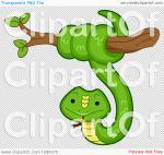Tree Snake clipart