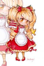 Twintails clipart
