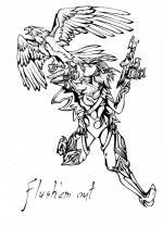 Valor (League Of Legends) coloring