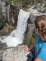Vernal Fall coloring
