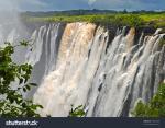 Victoria Falls clipart
