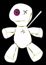 Vodoo Doll clipart