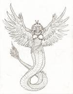 Wadjet (Deity) svg