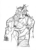 Warcraft 3 coloring