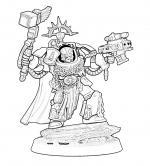 Warhammer coloring