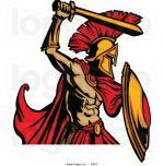 Warrior clipart