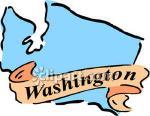 Washington State clipart