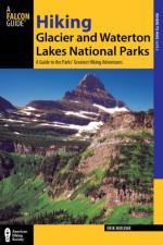 Waterton Lakes National Park coloring