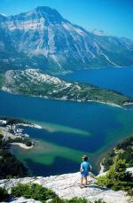 Waterton Lakes National Park svg