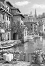Waterway coloring